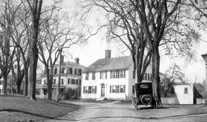 photos of historic Ipswich Massachusetts