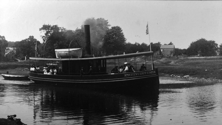 "The steamship ""Carlotta"""