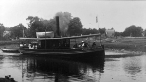The Ipswich steamship Carlotta