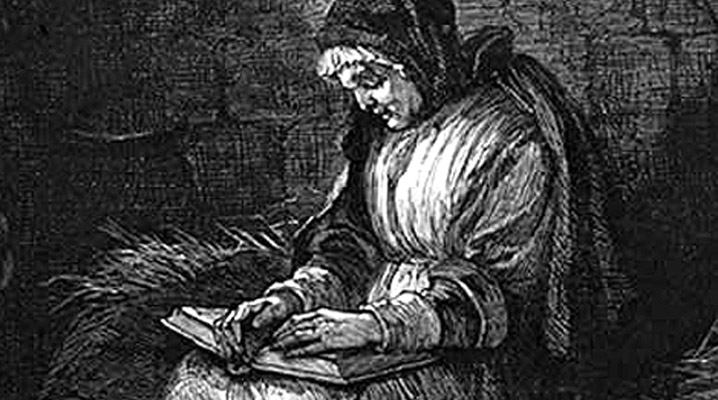 Rachel Clinton arrested for witchcraft, May 28, 1692