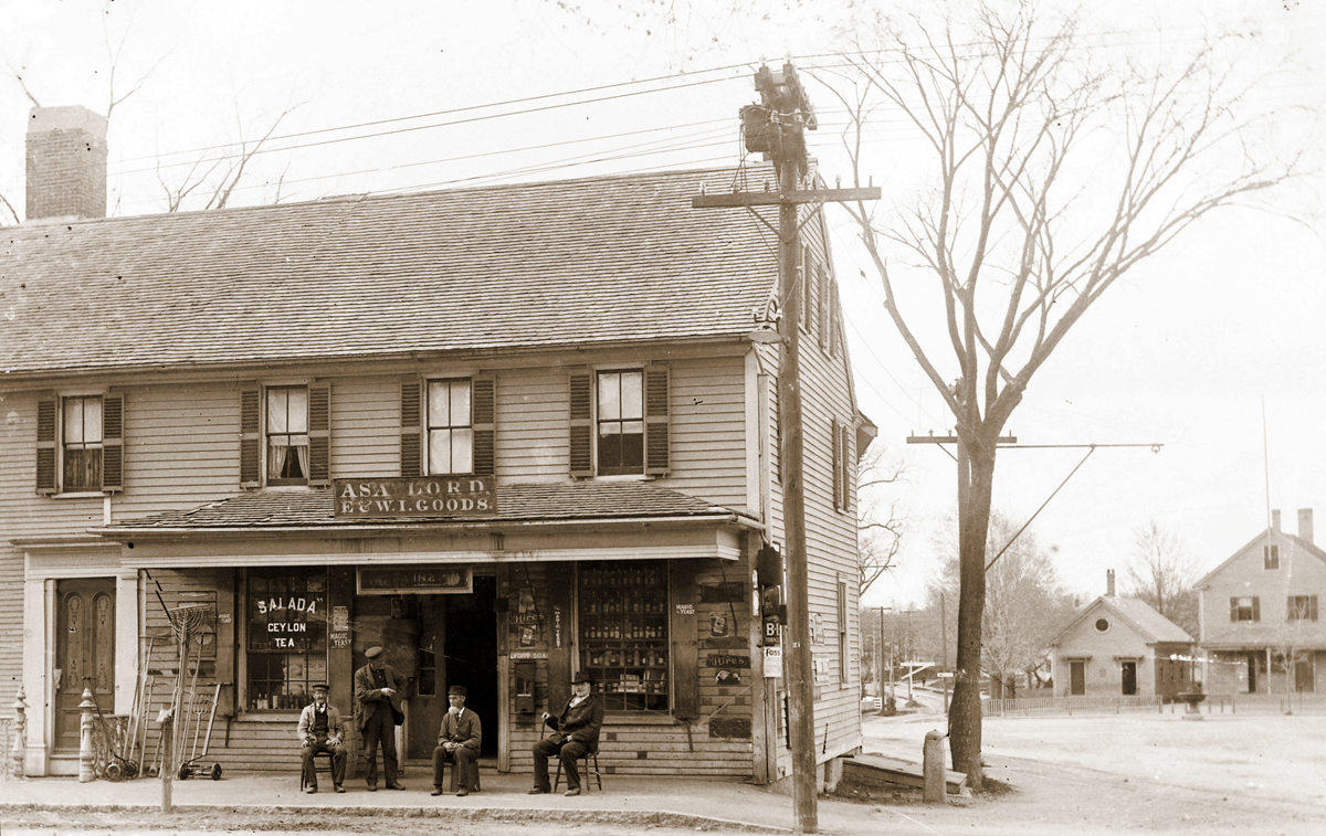 Asa Lord's Store
