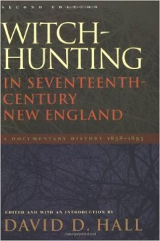 Witch-hunting in Seventeenth Century New England