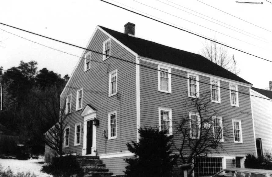 James Fitts house, 43 High St.