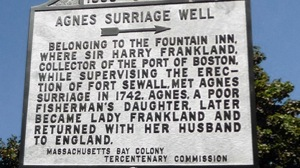Agnes Surriage of Marblehead, fisherman's daughter
