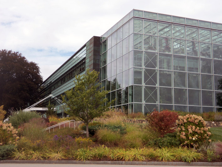 New England Biolabs facility at the former Proctor estate
