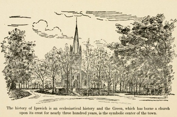 Ecclesiastical Ipswich by Agnes Edwards