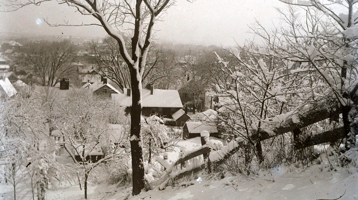 The Great Snow Hurricane of October 9, 1804