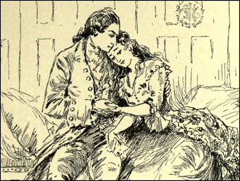 Agnes Surriage and Sir Harry Franklin