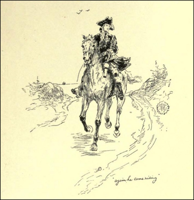 Frankland rode into Marblehead, and changed Agnes Surriage's life forever