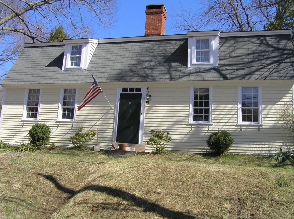 The Mary Wade house, 9 Woods Lane, Ipswich MA