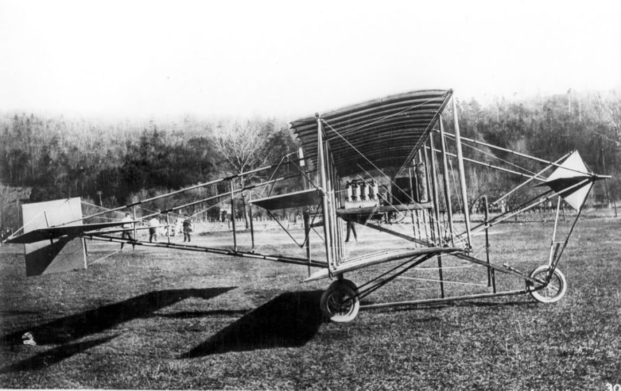 curtiss_pusher_model_e
