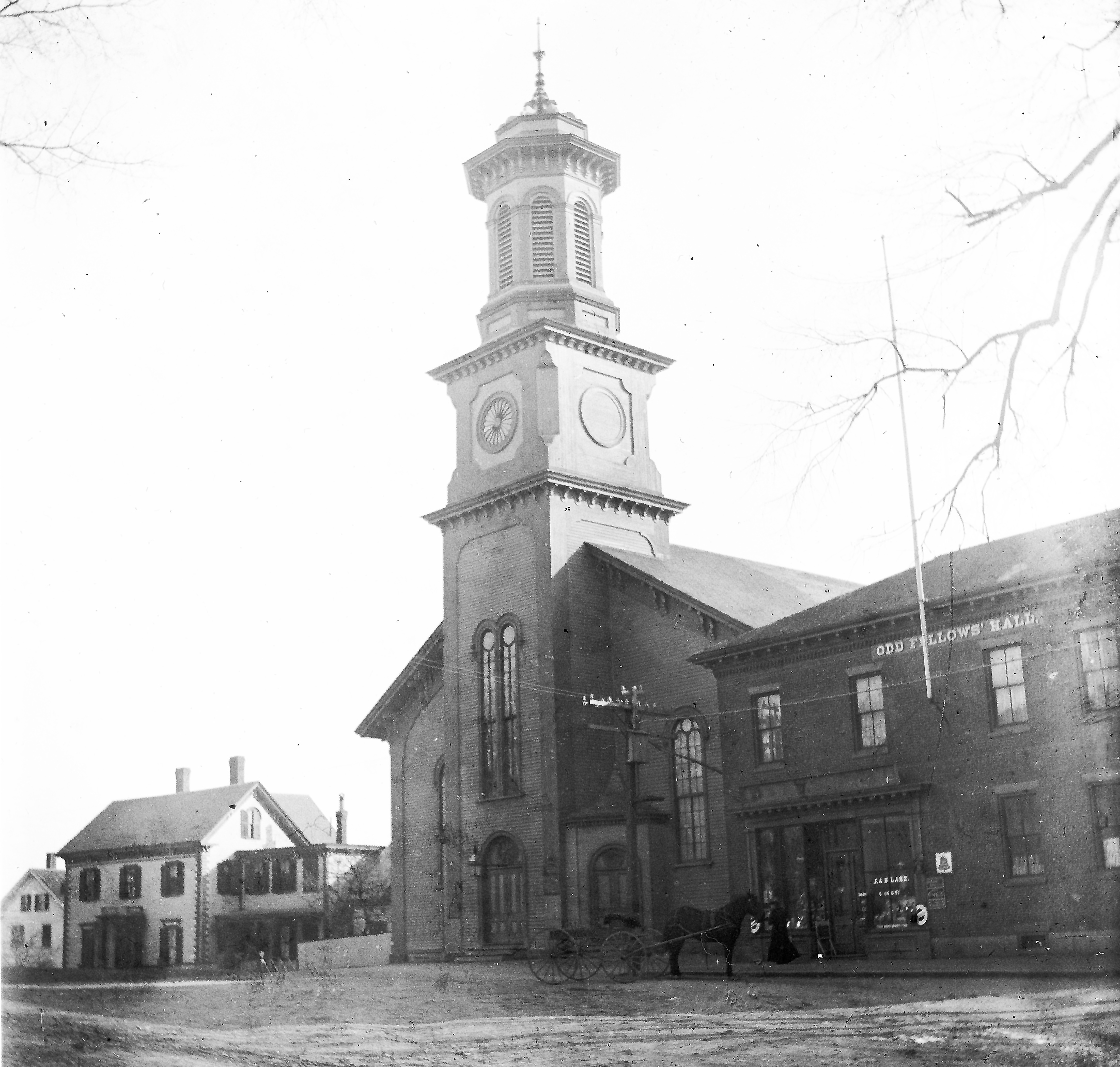 Ipswich Methodist Church, late 19th Century