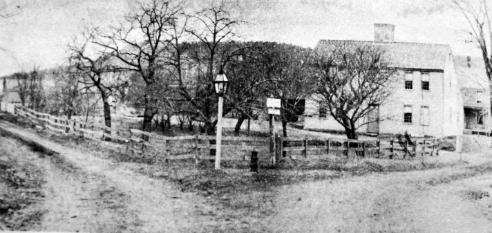 Linebrook and Pineswamp before the Catholic Church