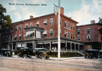 The Wolfe Tavern