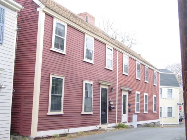 36 Front St., Marblehead MA