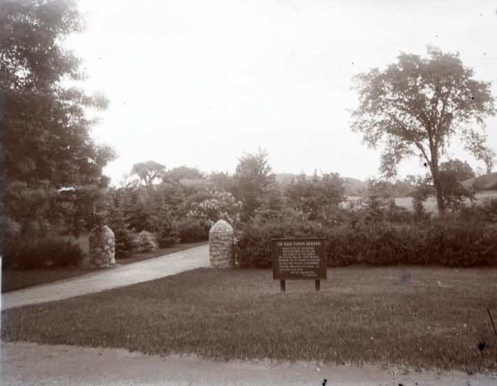 Giles Firmin park by George Dexter
