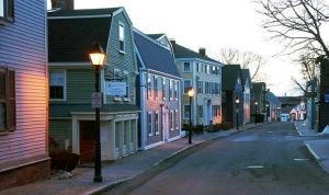 Old Town, Marblehead Massachusetts