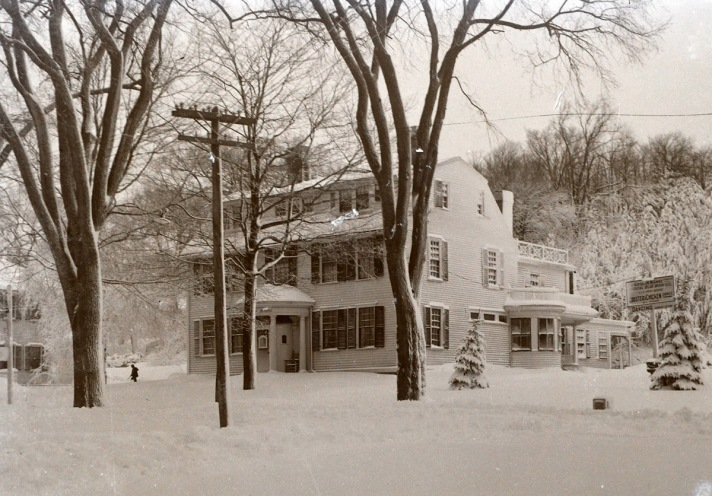 Rogers Manse by George Dexter
