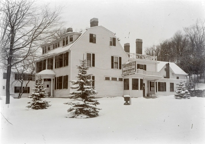 Ye Rogers Manse (House of Peace) by George Dexter