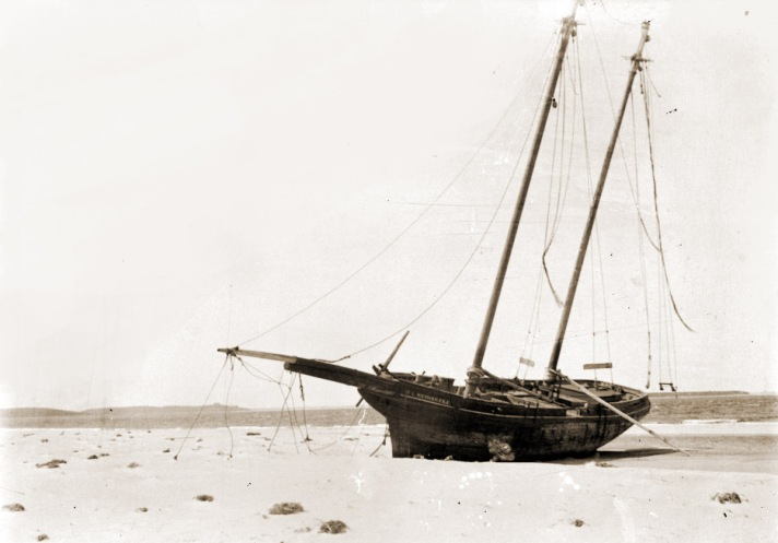 Shipwreck by George Dexter