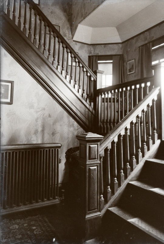 Unknown staircase by George Dexter