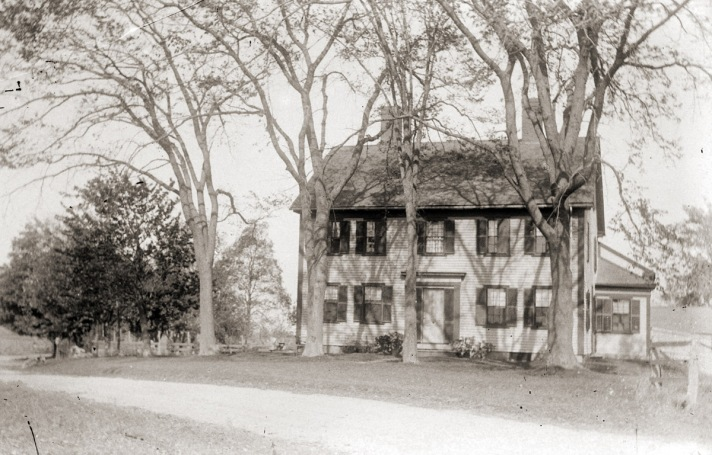 unknown house by George Dexter