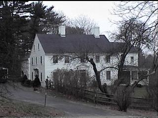 Robert Wallis house, 130 Topsfield Rd.