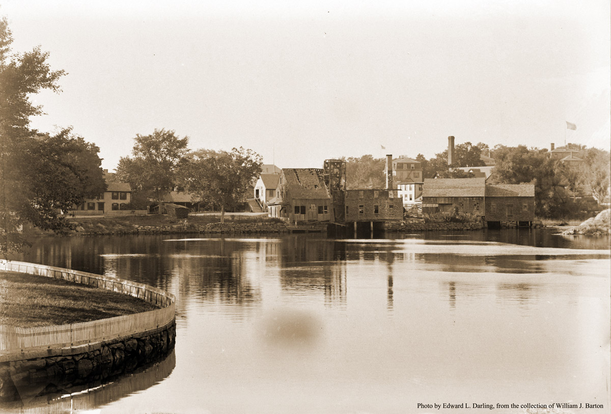 The Cove on the Ipswich River