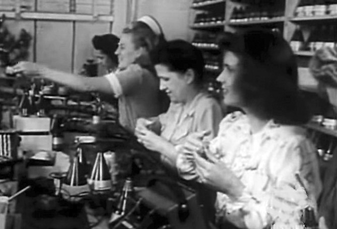 The Proximity Fuze: How Ipswich women helped win WW II