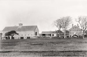 Photo of the Ipswich Town Farm by George Dexter