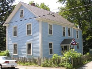 Foster Russell house, 9 East St. Ipswich MA