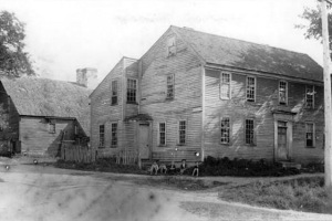 Christian Wainwright house, Ipswich MA