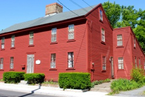Thomas Dennis house, County Street, Ipswich MA