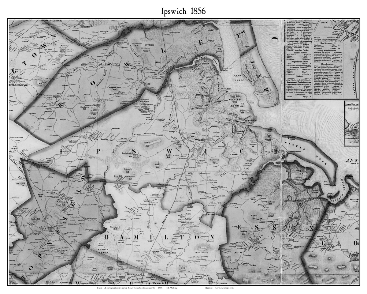 Historic and interactive maps of Ipswich – Historic Ipswich on ma city map, ma beaches map, norfolk county ma map, wellfleet ma map, mass city map, massachusetts county map, ma state map, billerica ma map, ma topographical map, ma toll map, ma river map, ma road map, ma region map, ma coast map, ma island map, eastern ma cities map, ma world map, massachusetts zip code map, ma on us map, ma counties map,
