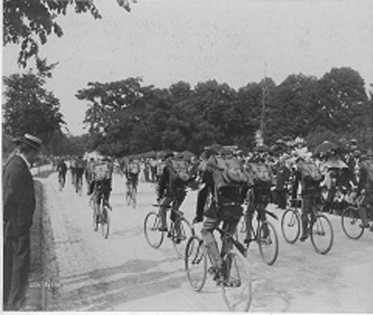 The Essex County Bicycle Militia (1896)