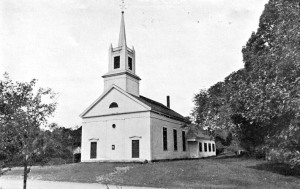 Linebrook Church 1930, Ipswich Ma