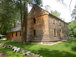 William Haskell House, 11 Lincoln St. Gloucester MA c 1700