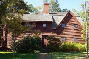 The John Balch house Beverly MA