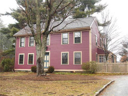 Melvin John – Melvin William House, 344 Westford Rd. Concord MA c 1705