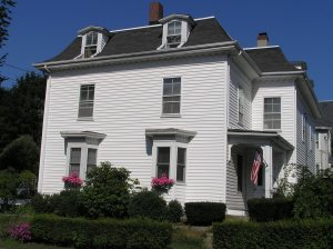 Caldwell house, 25 County St., Ipswich