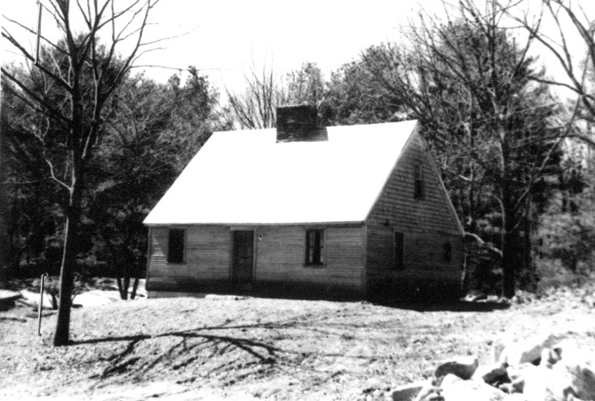 Essex MA historic house