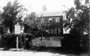 John Wise house, Essex MA