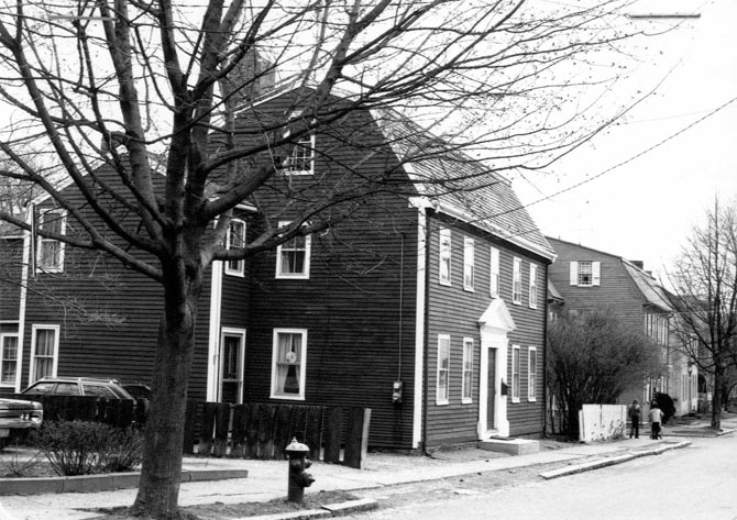Newburyport historic house