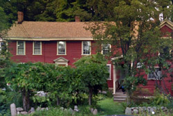 William Cleaves House, Beverly MA