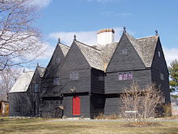 Saugus Iron Works – Iron Works House, 244 Central St. Saugus MA 1687