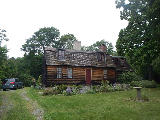 Riggs House, 27 Vine St, Gloucester MA