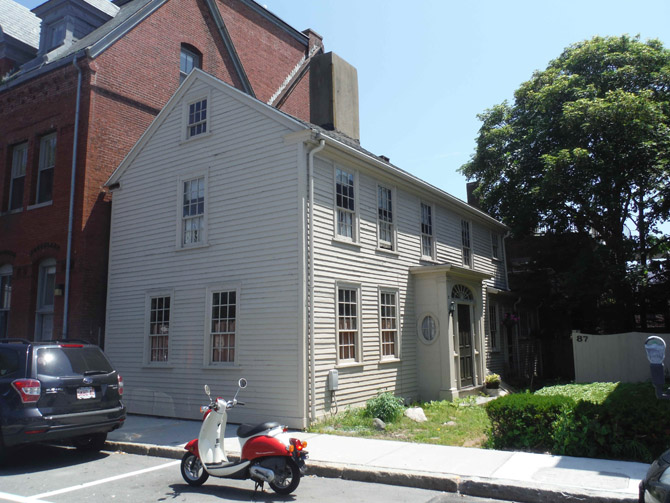 87 Middle St, Gloucester MA r 1785