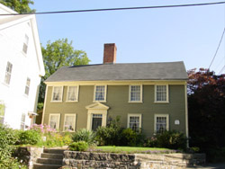 54 Front St. Marblehead MA c 1720