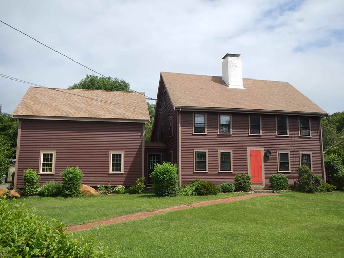 Bennet, Anthony House, 41 Gee Ave, 1679, Gloucester MA