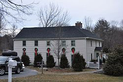 Chandler – Abbot House, 88 Lowell St. Andover MA c 1670
